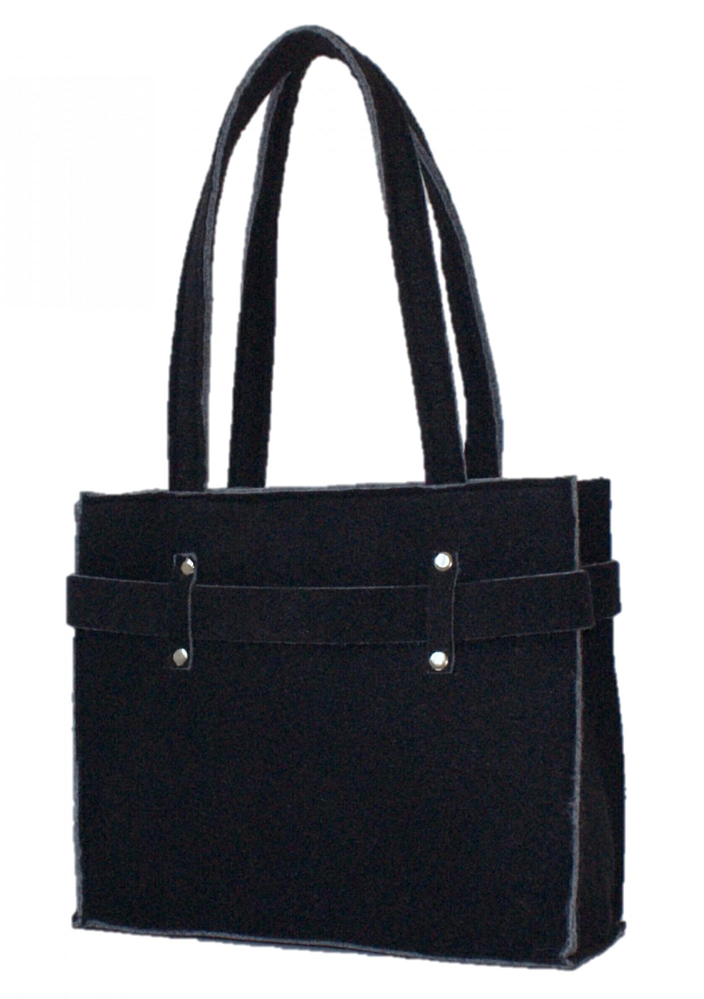 trachtentasche filz tasche filztasche shoppertasche. Black Bedroom Furniture Sets. Home Design Ideas