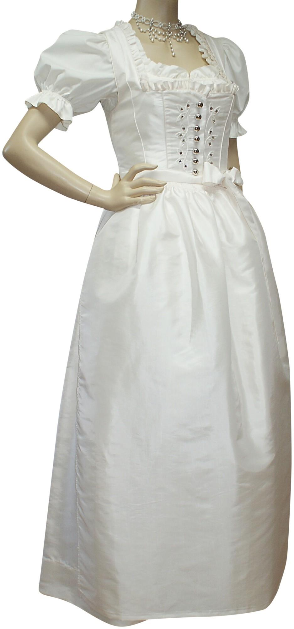36 50 hochzeitskleid dirndl brautkleid bluse brautdirndl. Black Bedroom Furniture Sets. Home Design Ideas